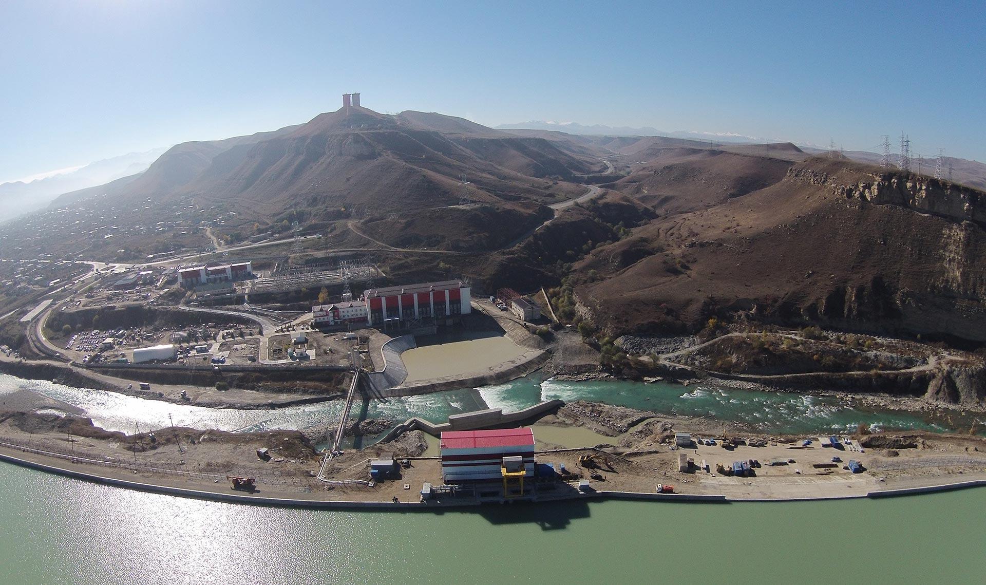 Введена в эксплуатацию Зеленчукская ГЭС-ГАЭС